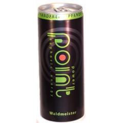 PowerPoint Waldmeister energy drink, 24 x 0,25 l can